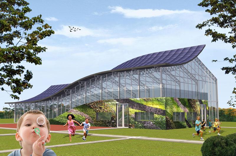 De nieuwe generatie leisure-gebouwen