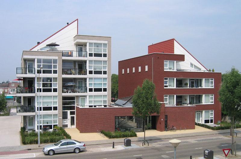 woningbouw Antoniusstraat Blerick