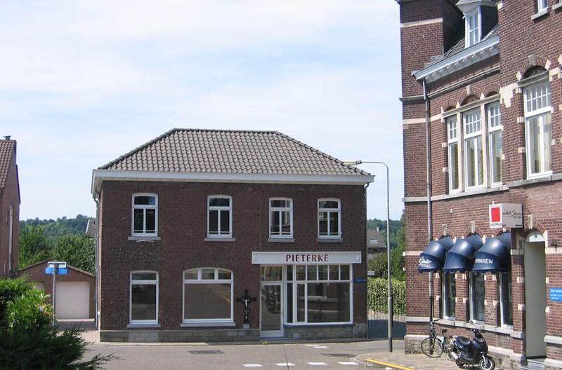 restauratie en uitbreiding 'Pieterke' Eijsden