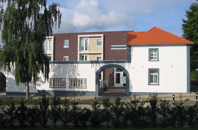 woonzorgcomplex 'De Poorten' Eindstraat Geleen