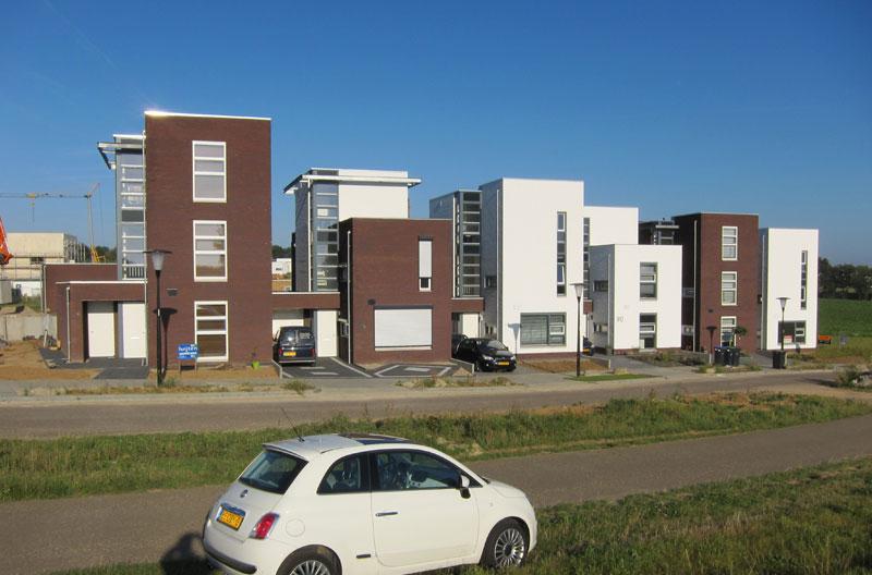 cascadewoningen Hoogveld Heerlen