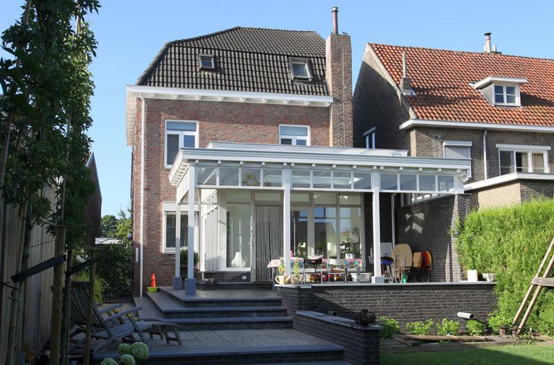 Wauben architects blog archive uitbreiding woonhuis kerkrade - Terras van huis ...
