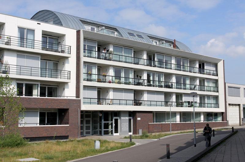appartementen Rodestraat Venlo