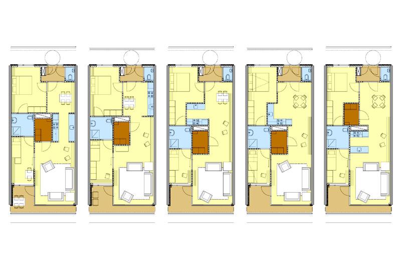 Wauben architects blog archive appartementen rodestraat venlo - Entree eigentijds huis ...