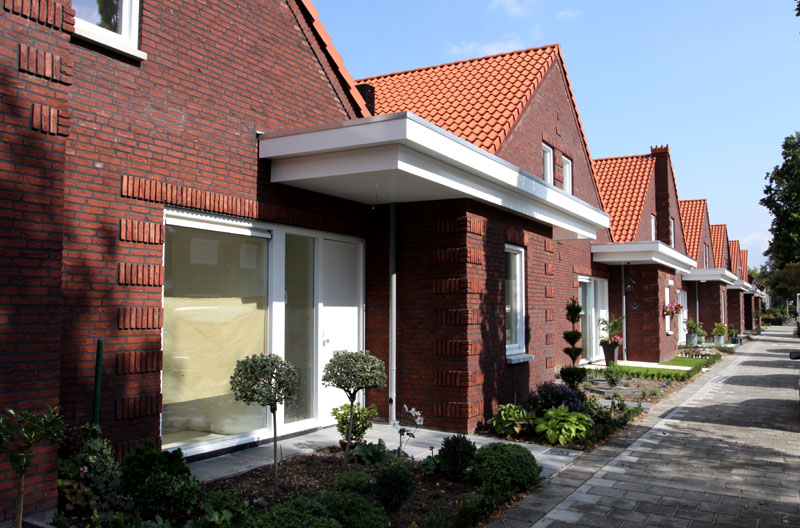 Spoorstraat en Nieuwstraat Weert