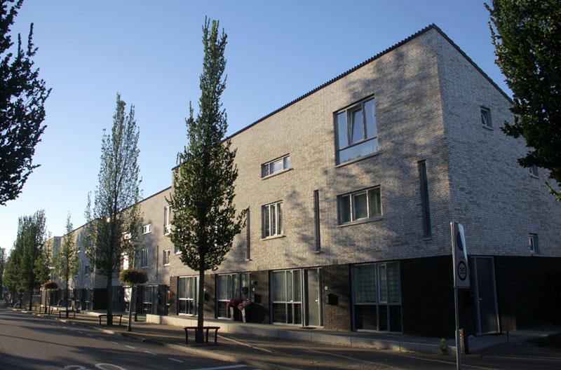 Energieneutrale woningen Witherenstraat Blerick