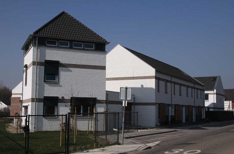 woningbouw Waterrijk Gronsveld