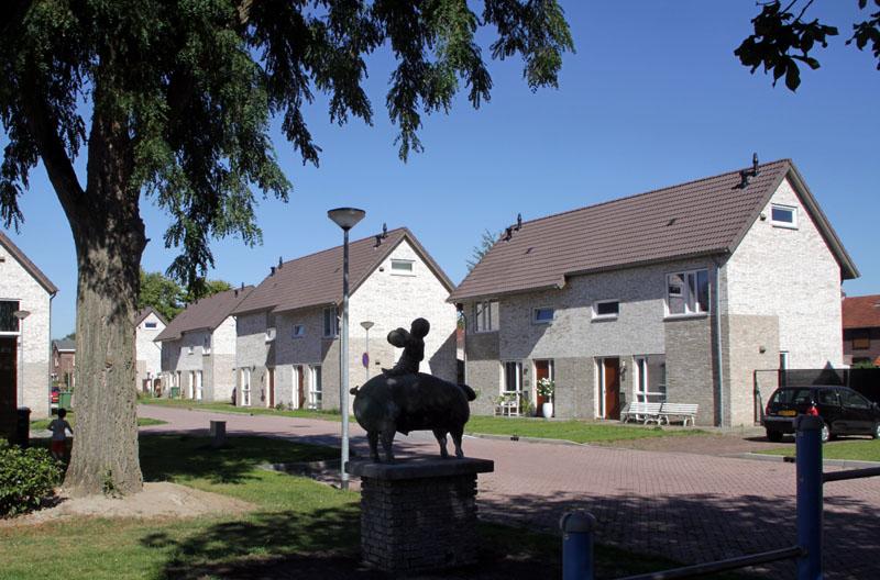 Energieneutrale woningen Johanna van Meursstraat Weert