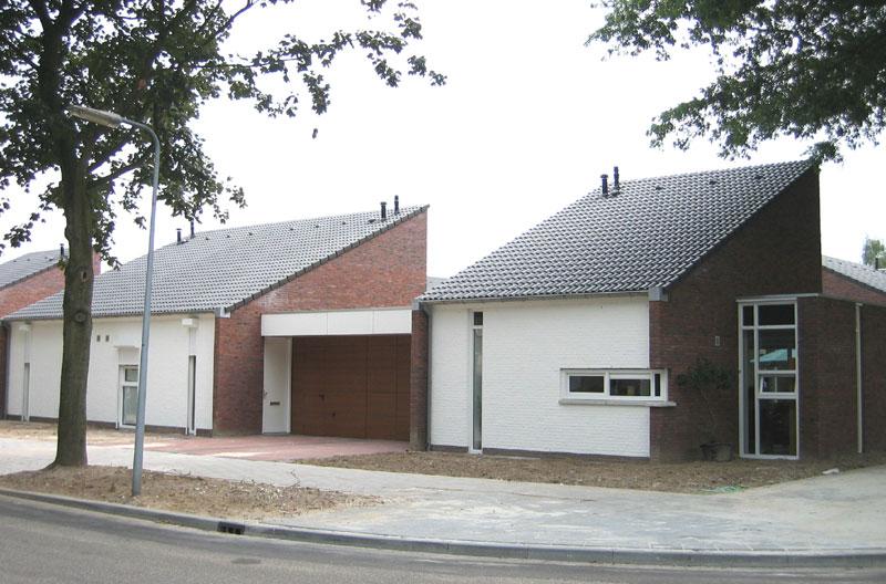 woningen en woonzorgcomplex Limburglaan Weert
